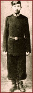 Jacob Marateck in Uniform